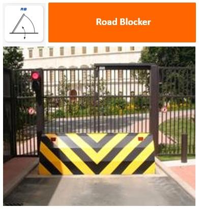 Bornes Escamotables Road Blocker