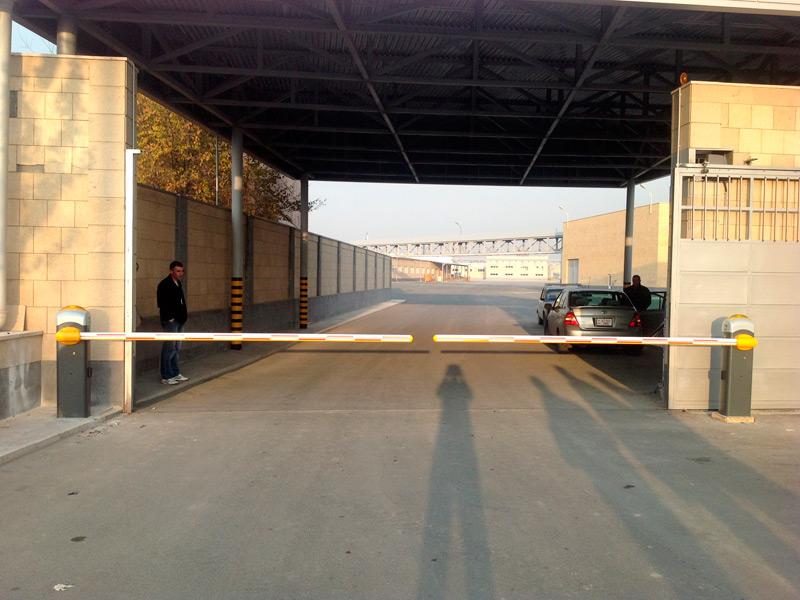 Barriere Came Controle d'accès