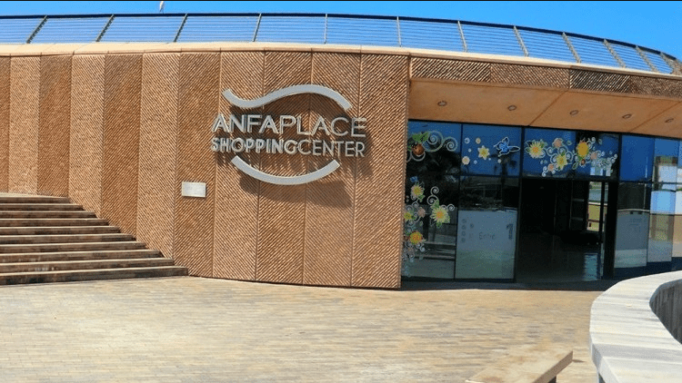 Centre Commercial Anfa Palce